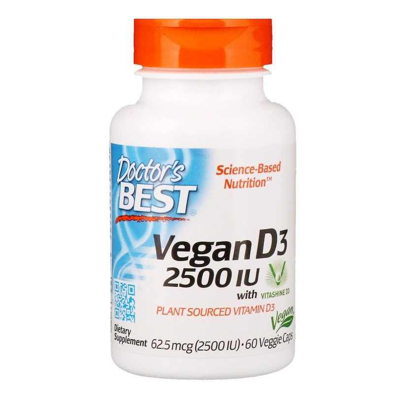 Doctor's Best D3 Vegan